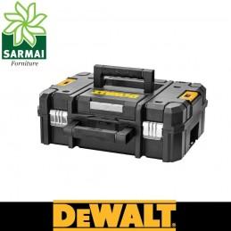 DeWALT DWST1-70703 valigetta T-STAK vuota porta attrezzo spugna pre-tagliata