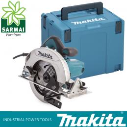 Makita HS7611J Sega circolare disco 190 mm 1600W angolo 45° con valigetta e lama