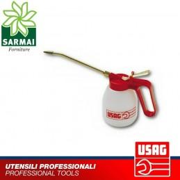 USAG 419 oliatore a pompa ampolla ampollina lubrificante per olio in plastica