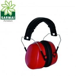 Cuffia cuffie temporale auricolari auricolare antirumore regolabili 30 dB