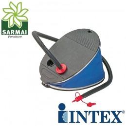 Intex Pompa a piede pedale pompetta gonfiaggio sgonfiaggio gonfiabili mare