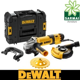 DeWalt DWE4257KT smerigliatrice levigatrice angolare 125 mm 1500W + accessori