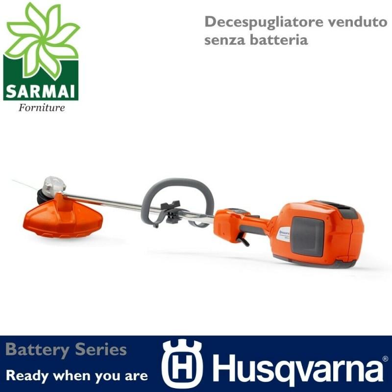 HUSQVARNA 520iLX Decespugliatore a Batteria Tagliaerba Potente e silenzioso