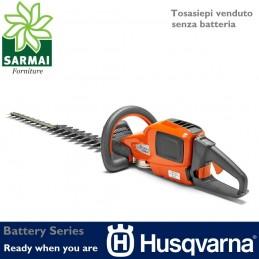 Husqvarna 520iHD70 Tagliasiepi a batteria Lama 70 cm Silenzioso Senza Batteria