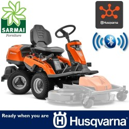 Trattorino rasaerba rider HUSQVARNA R 316TX AWD idrostatico solo macchina