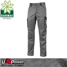 Upower CRAZY pantalone da lavoro multi tasca meccanici elettricisti muratori