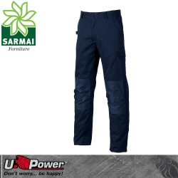 Upower ALFA pantalone da lavoro multi tasca meccanici elettricisti muratori