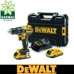 DeWALT DCD791D2 trapano avvitatore 18V percussione BRUSHLESS 2 batterie 2,0 Ah