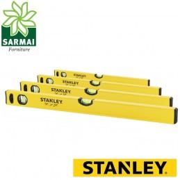 Livella Classic STANLEY nuovo design profilo liscio con precisione +/- 0,5 mm/m