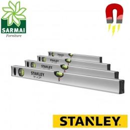 Livella Classic STANLEY magnetica profilo liscio con precisione +/- 0,5 mm/m