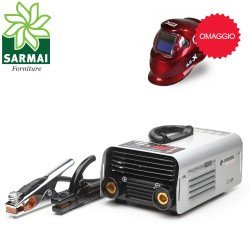 Stayer PROGRESS 1700XP Saldatrice inverter MMA-TIG 170A ghisa alluminio acciaio