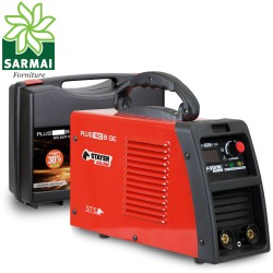 Stayer PLUS 160 B GE K Saldatrice inverter MMA-TIG 140A elettrodo 4 mm
