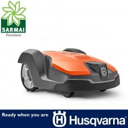 Husqvarna AUTOMOWER 520 robot rasaerba tosaerba manutenzione prato giardino