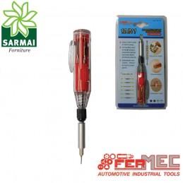 FerMec 3412 cacciavite di precisione 12 in 1 a penna per pc smartphone orologio