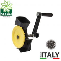 Sgranatoio a Mano Grisù Novital in Tecnopolimero Pannocchia Mais Made In Italy