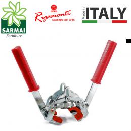 Tappatrice automatica Rigamonti In Acciaio per Tappi a Corona Ø 26,5 mm