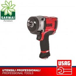 USAG 943 PC2 1/2 Avvitatore pistola pneumatica ad impulsi svita bulloni con LED