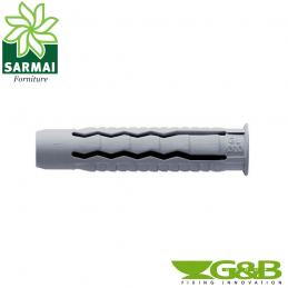 Viti per Legno Mordenti Zincate Testa Esagonale TE 6x 60 mm confezione 200 pz