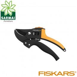 Fiskars forbici PowerStep Incudine P83 a sforzo ridotto rami Ø 24 mm art.1000575