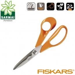 FISKARS S92 Forbice forbici multiuso da giardino cucina erbe potatura piante