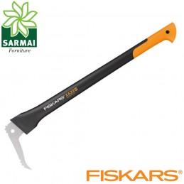 FISKARS XA22 Zappino gancio tira trascina tronchi legna tiratronchi WoodXpert