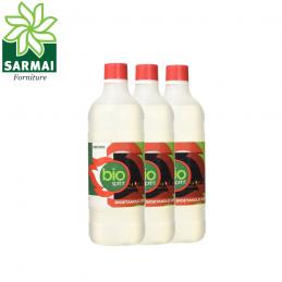 Bioetanolo alcol denaturato da 1 lt inodore per camino stufa ecologico naturale