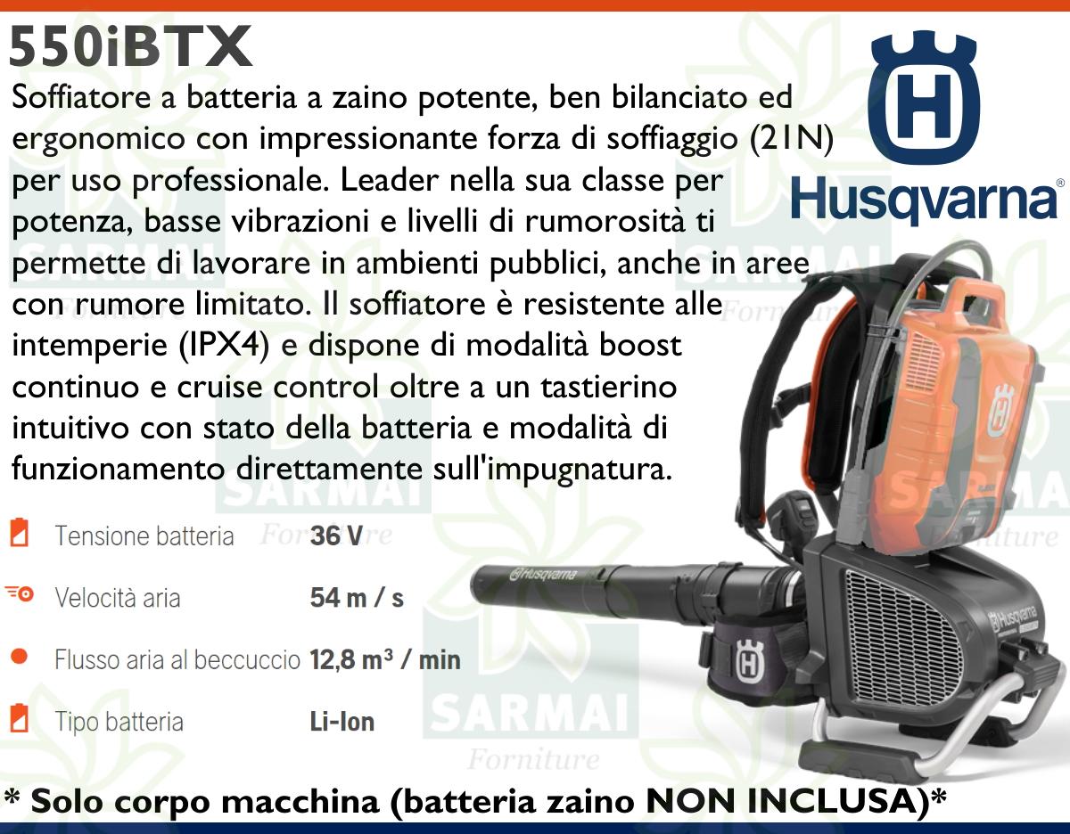 HVA 550iBTX